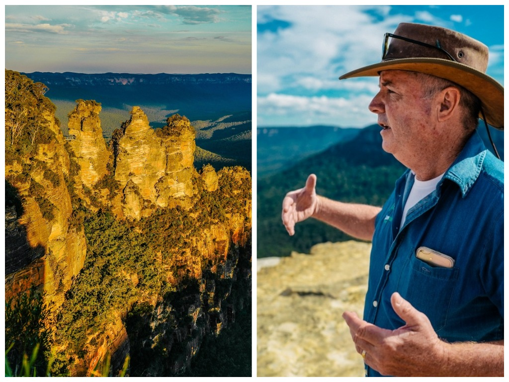 Blue Mountains sydney Tagestour