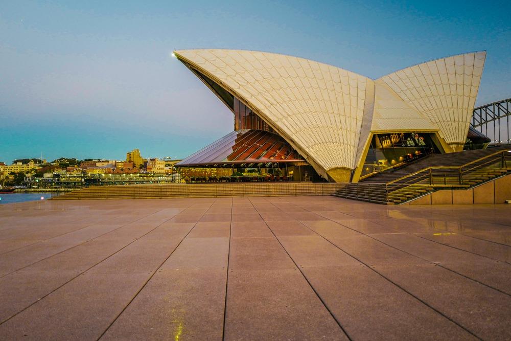 Sydney Tour Empfehlungen Australien City Trip Sydney Opera House Backstage Tour