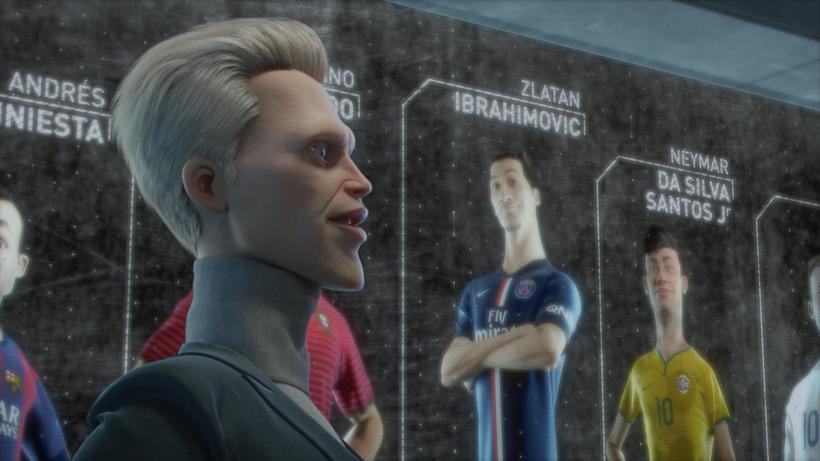 NIKE FOOTBALL präsentiert Animationsfilm THE LAST GAME