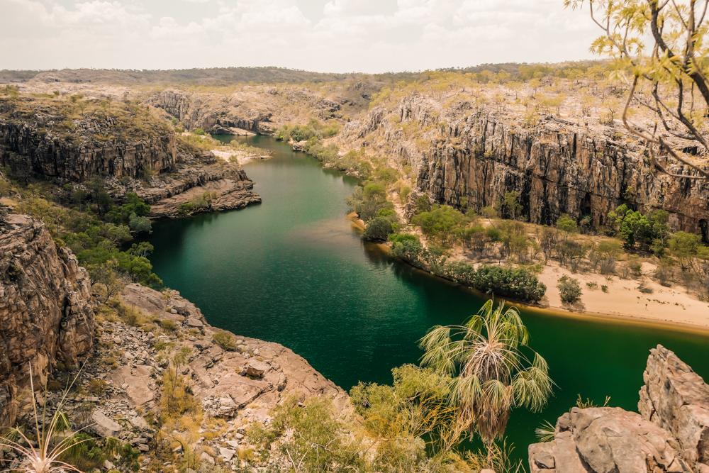 Abenteuer Australien Northern Territory Katherine Gorge Nitmiluk National Park-2600331
