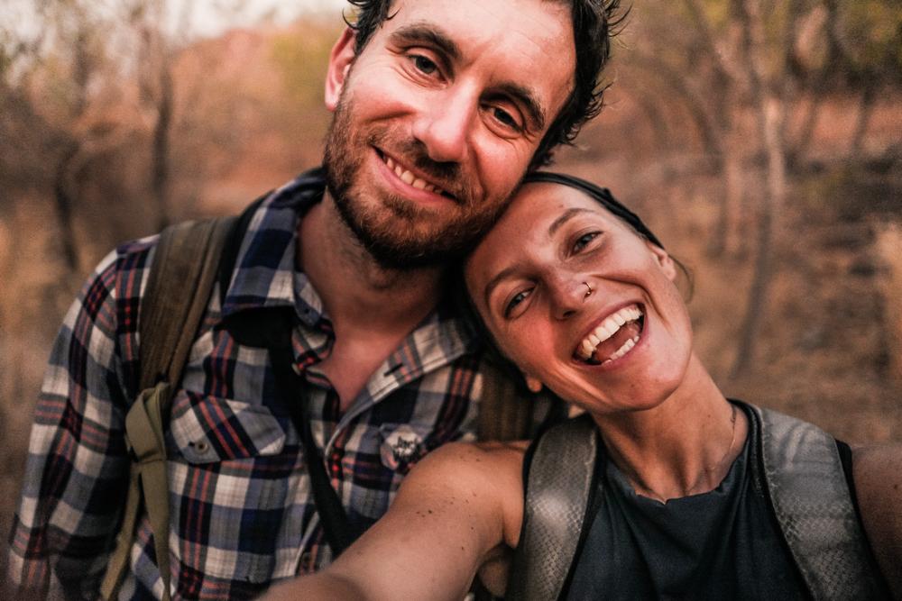 Abenteuer Australien Northern Territory Katherine Gorge Nitmiluk National Park Wanderglück