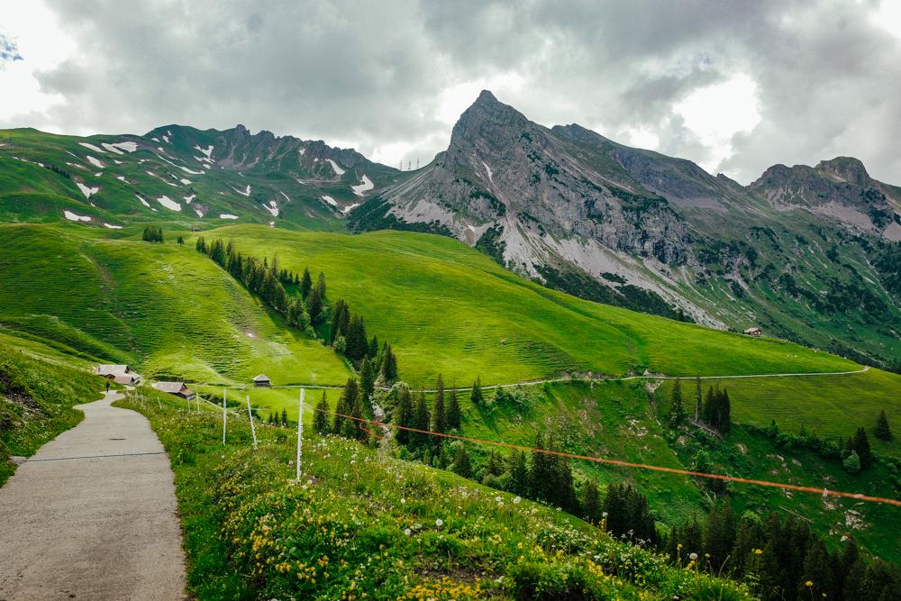 Die #BBC2018 - Unsere E-Mountainbike Tour in der Schweiz - Die ganze Route der Blogger Bike Challenge