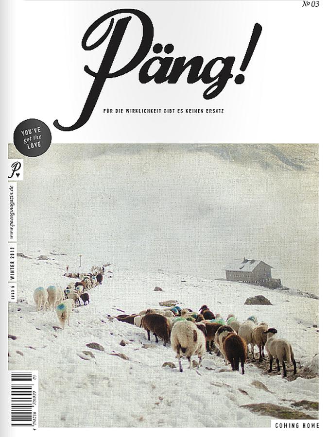 Gewinntag 13.Dezember: 5x Päng!Magazin & Für die Wirklichkeit gibt es keinen Ersatz