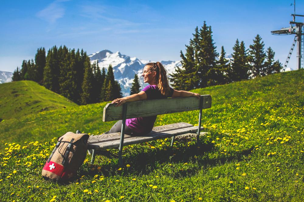 BloggerHikeChallenge 2019: Tipps zum Wandern in der Schweiz: Von Gstaad zum Lauenensee