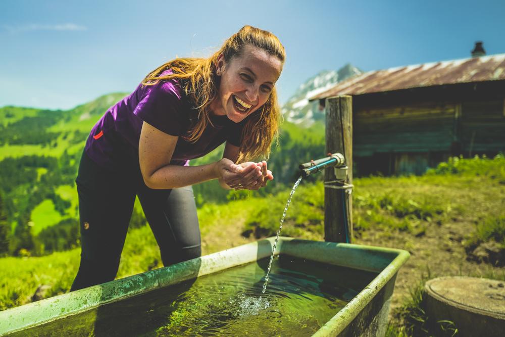 Myswitzerland wandern zum Lauenensee