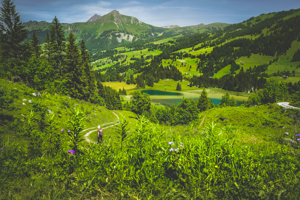 BloggerHikeChallenge Wandern in der Schweiz