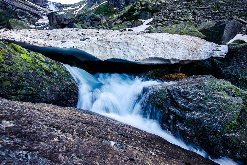 Wasserfall Gelmersee