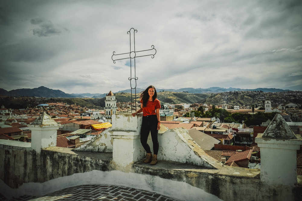 Sucre - Eine der schönsten Städte Boliviens