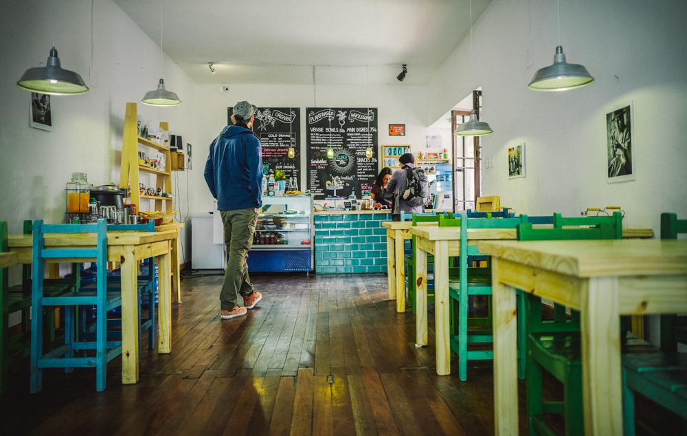 Cafe Vida La Paz