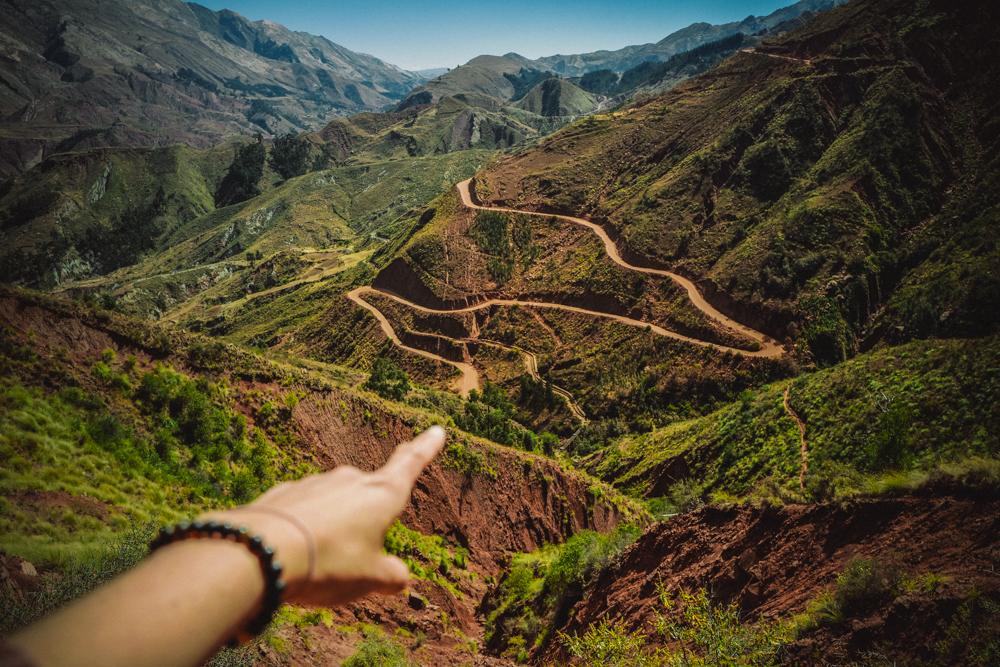 Inka Trail Bolivien