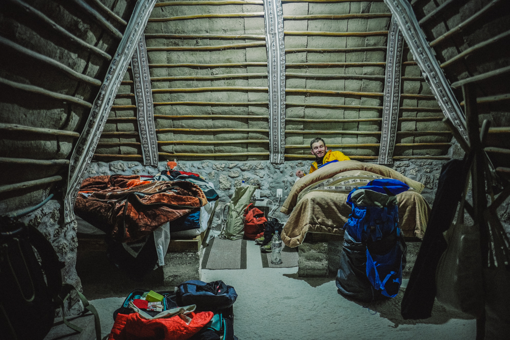 Willkommen in der Salzhütte: DieJukil Community Experience & Lodge