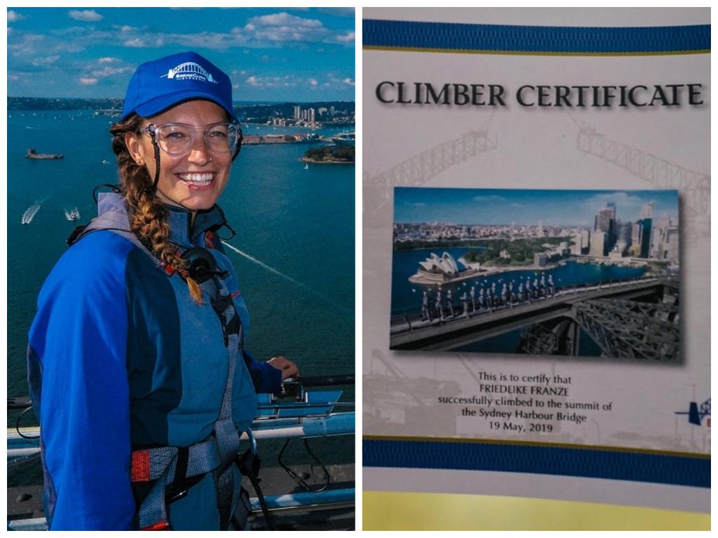 Sydney Tour Empfehlungen Australien City Trip The BridgeClimb – Express Day Climb