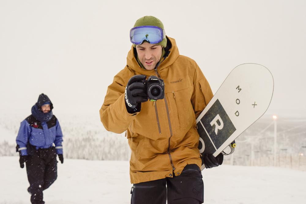 Kakslauttanen Artic Resort in Finnland