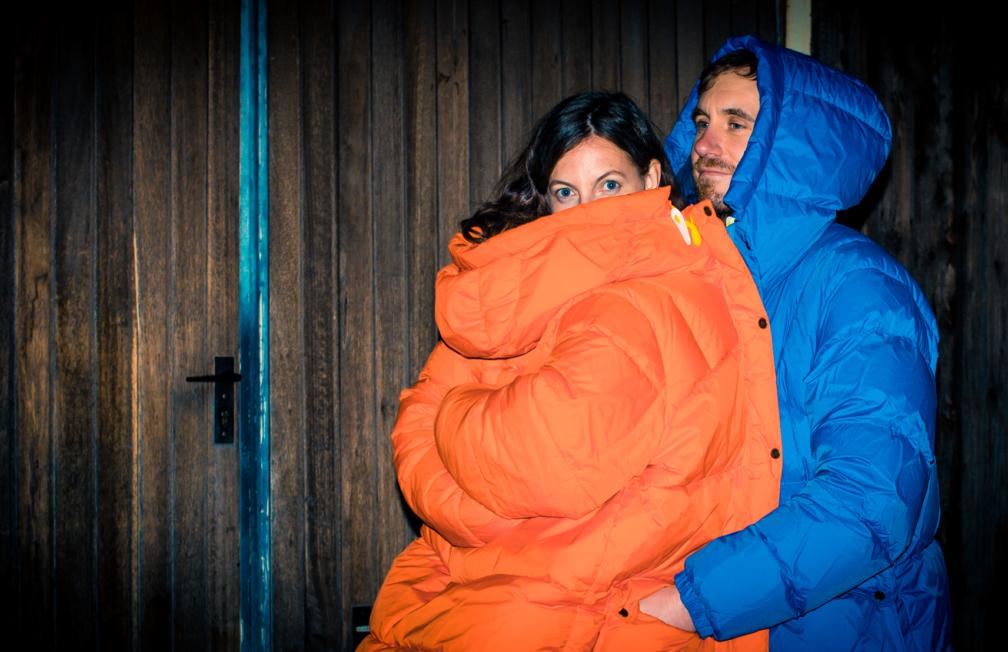Wie das Fjällräven Daunenversprechen den Handel mit den Federn verändert - Die Fjällräven Expedition Down Jacket im Einsatz