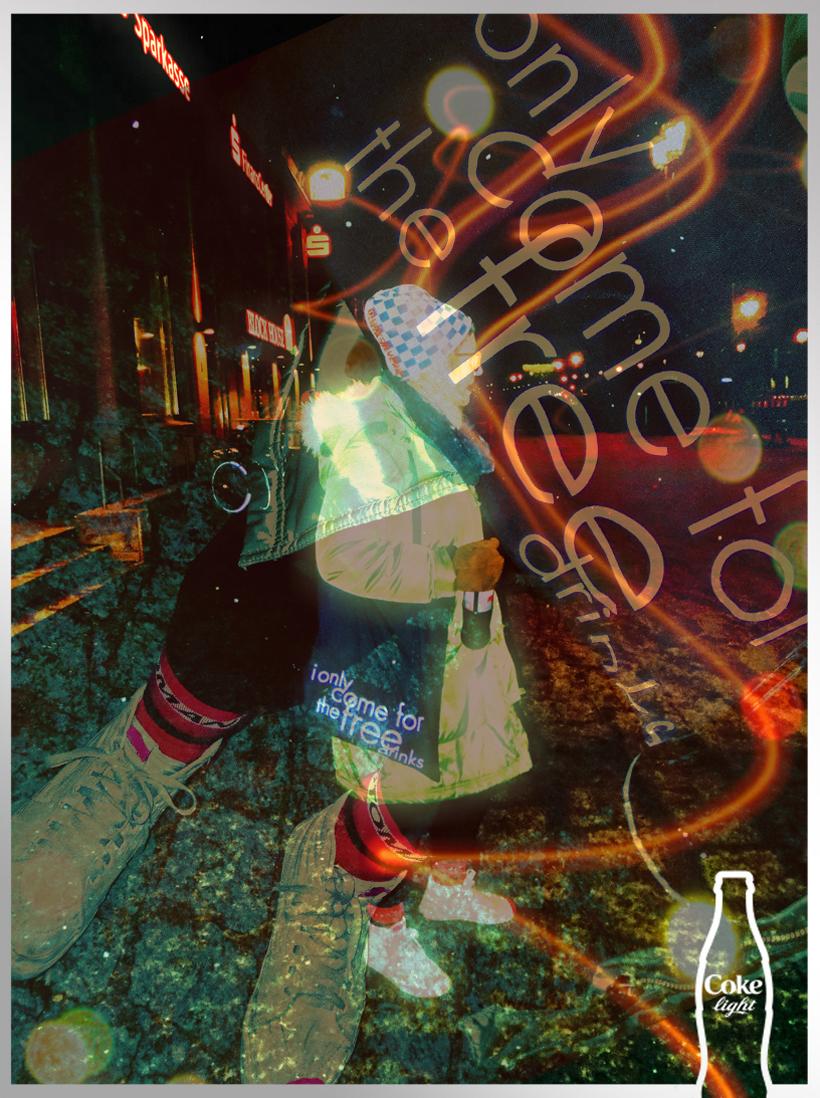 DIE INSTAGRAM COKE LIGHT-KAMPAGNE /// Ich mache mit & Ihr solltet es auch! FSD FOTO