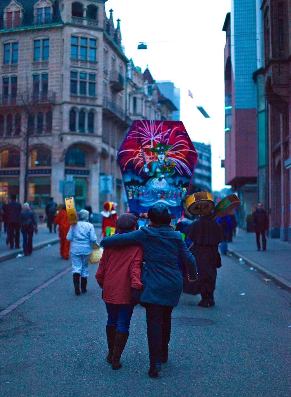 Mein Fotobericht rund um die Basler Fasnacht /// Nächstes Jahr solltet ihr unbedingt mitkommen! FSD FOTO