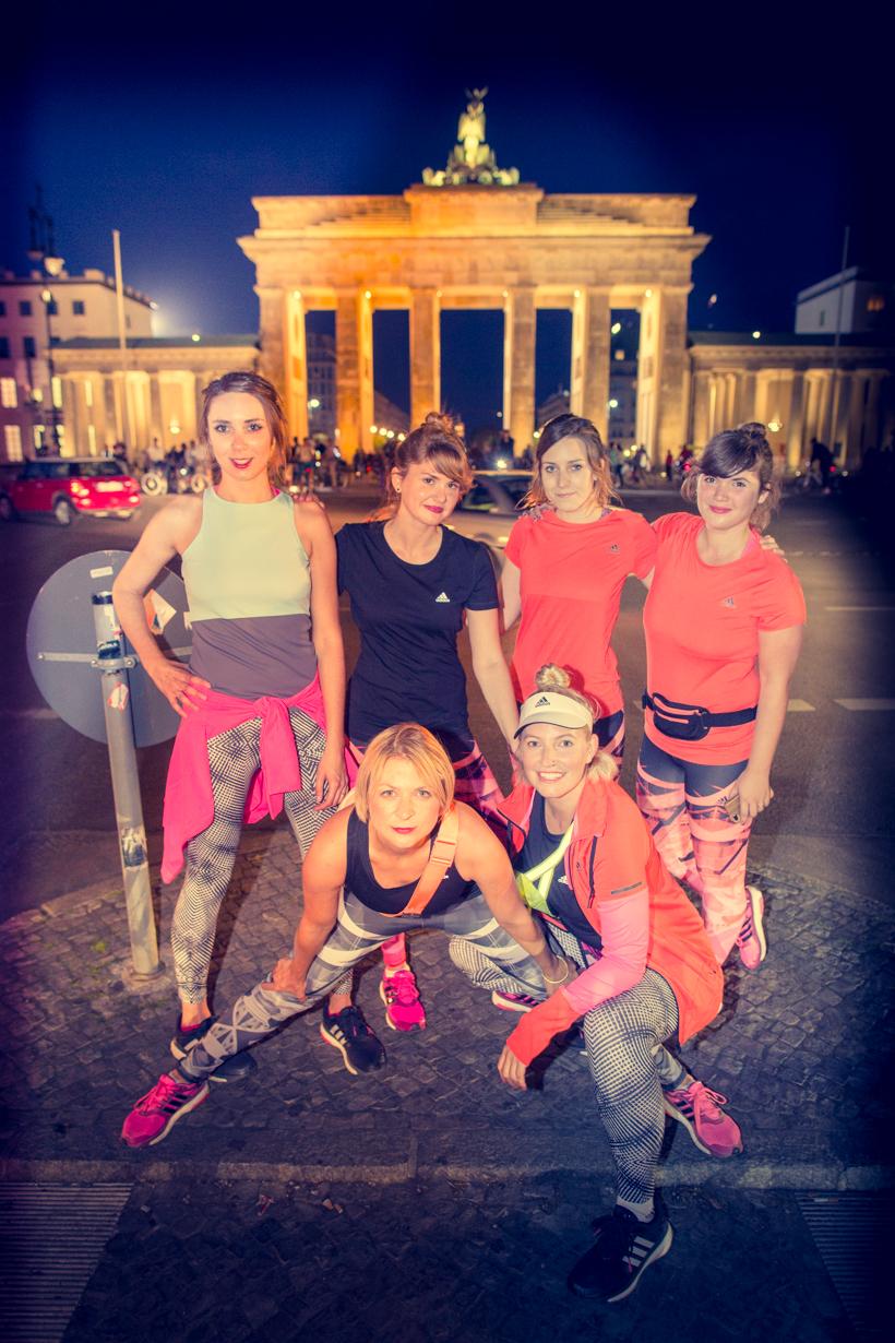 #TasteTheRun 2: FSD loves Friends / Sport / Delicious #BOOSTTiergarten mit LEBE BERLIN & SANZIBELL