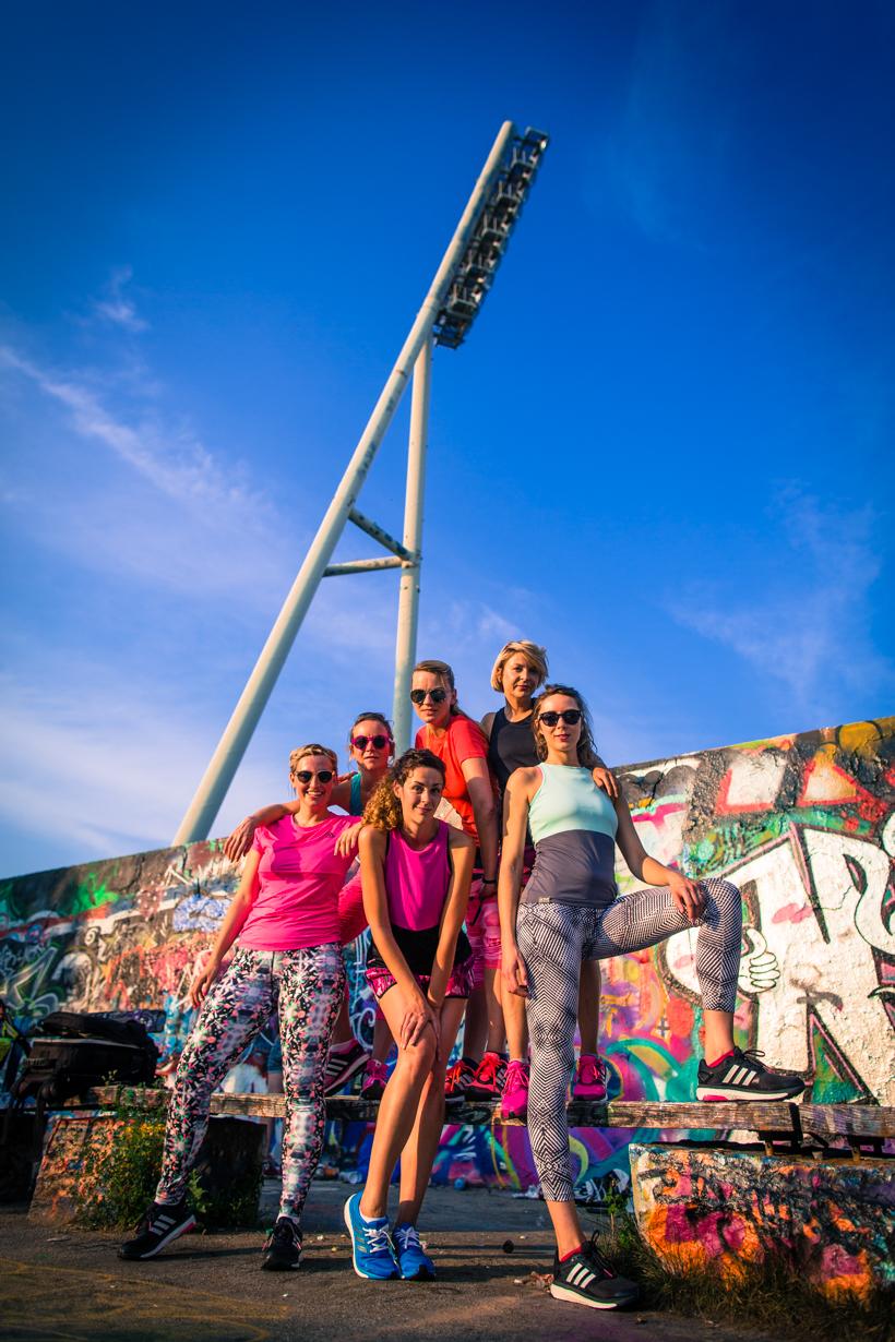 #TasteTheRun 1: FSD loves Friends / Sport / Delicious #BOOSTPrenzelberg