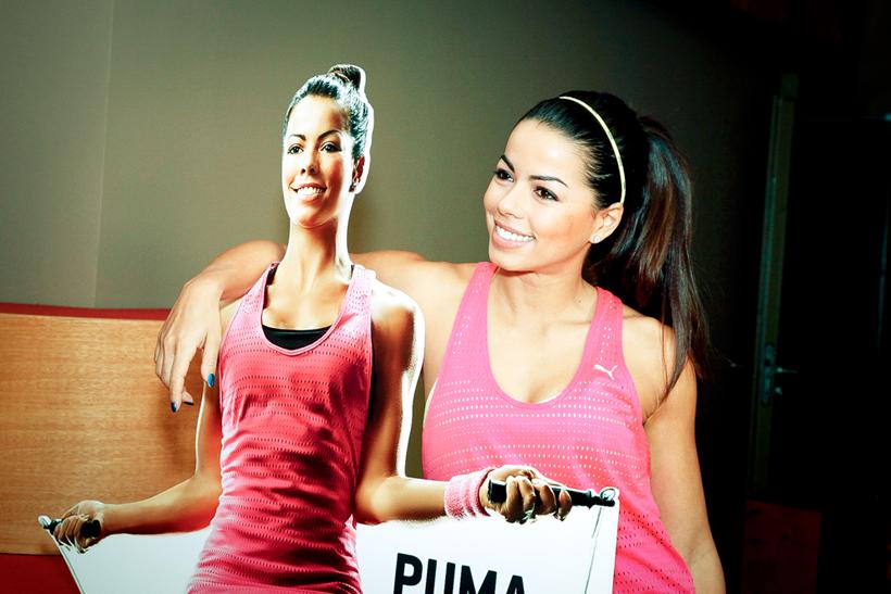 Mein erstes Mal GINGA mit FERNANDA BRANDAO & PUMA!