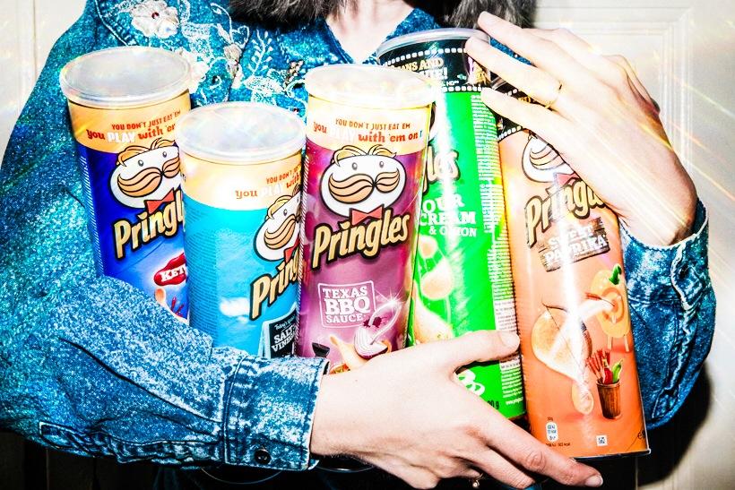 PRINGLES: You don't just eat 'em, you celebrate with 'em!