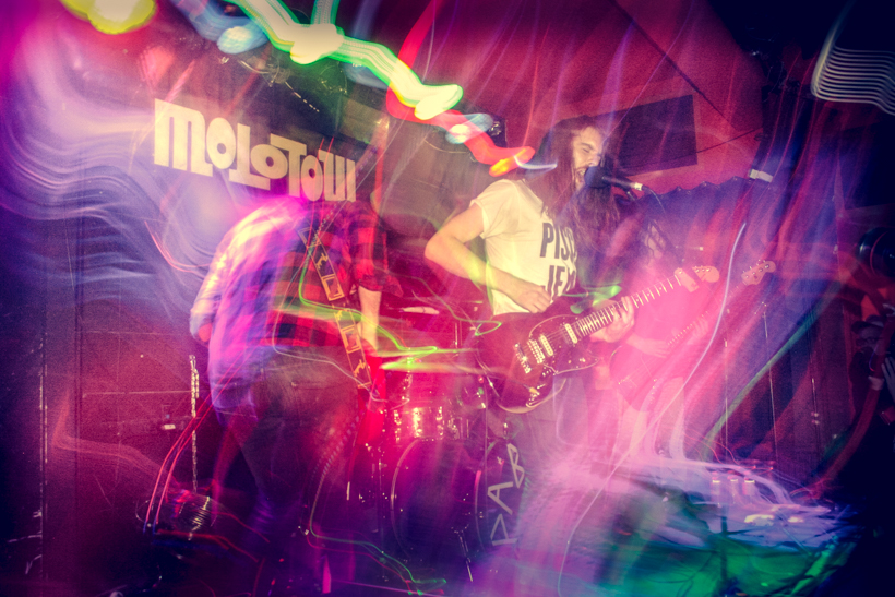 #standforsomething - Mit DR MARTENS bei PULLED APART BY HORSES und DINOSAUR PILE UP!