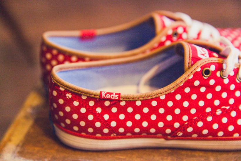 Wir feiern Beste-Freudinnen-Tag & verlosen die KEDS Pünktchen Schuhe für euch & eure allerbeste Hälfte!