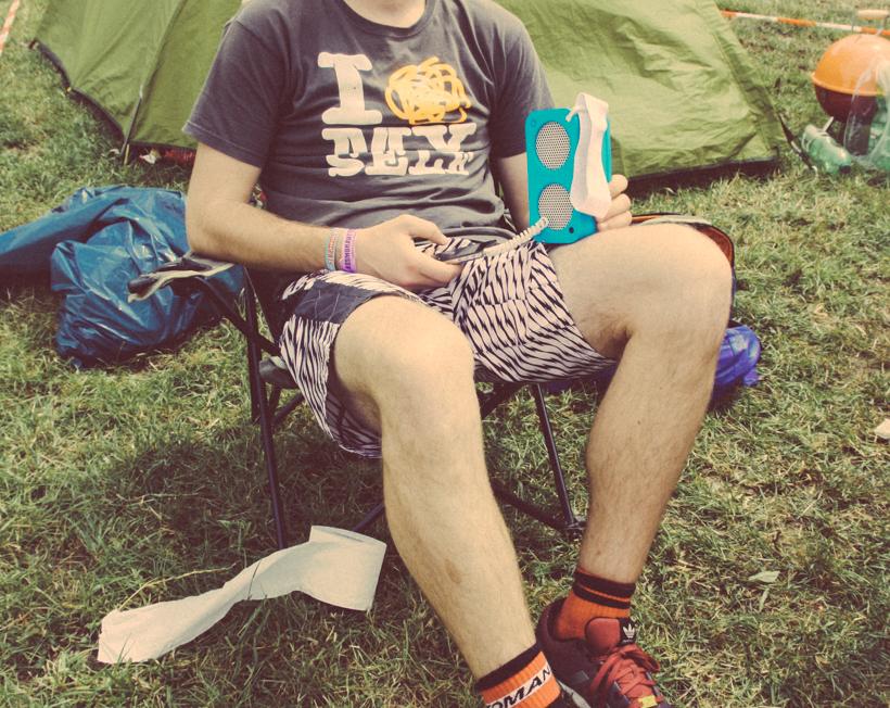 GEWINNSPIEL YNTHT: Tobi erkundet das KOSMONAUT FESTIVAL & Hat euch diesen tragbaren Lautsprecher von PHILIPS mitgebracht!