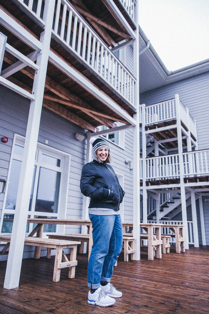Wir haben das Nordsee BEACHMOTEL St. Peter Ording auf seine Wintertauglichkeit getestet!