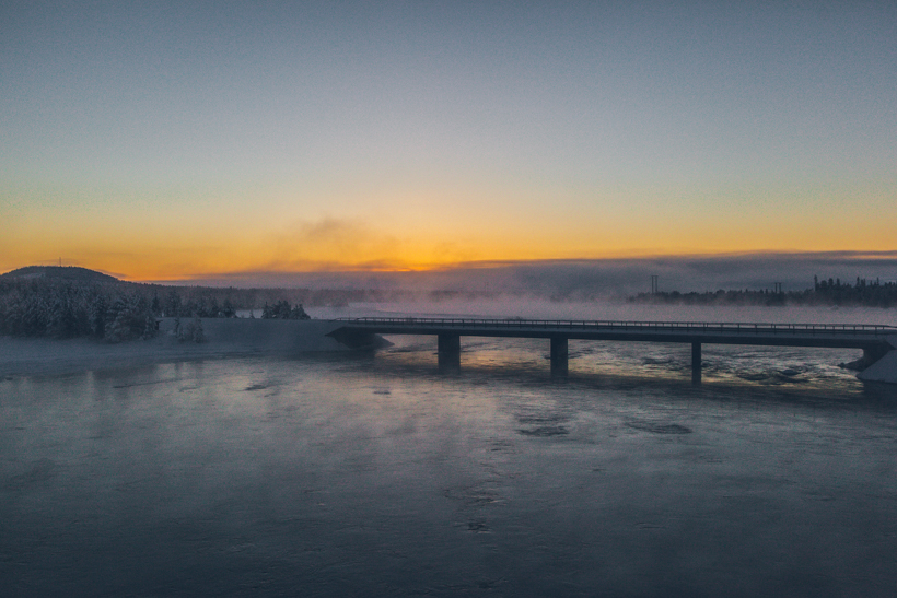 FLYCAR bringt uns nach Arjeplog in Schwedisch Lappland zur IGLOOTEL Eröffnung!