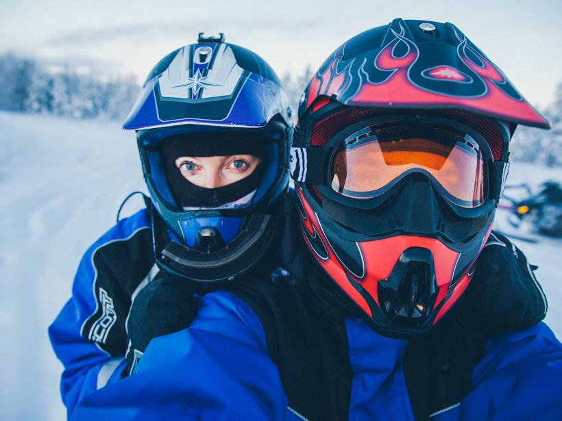 Wir düsen mit FLYCAR nach Arjeplog ab ins schwedische Lappland zur IGLOOTEL Eröffnung!