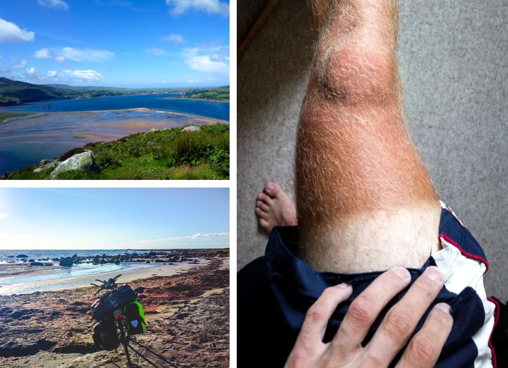 118 Tage, 10.000 Kilometer, 10 Länder, 1 Mann, 1 Rad