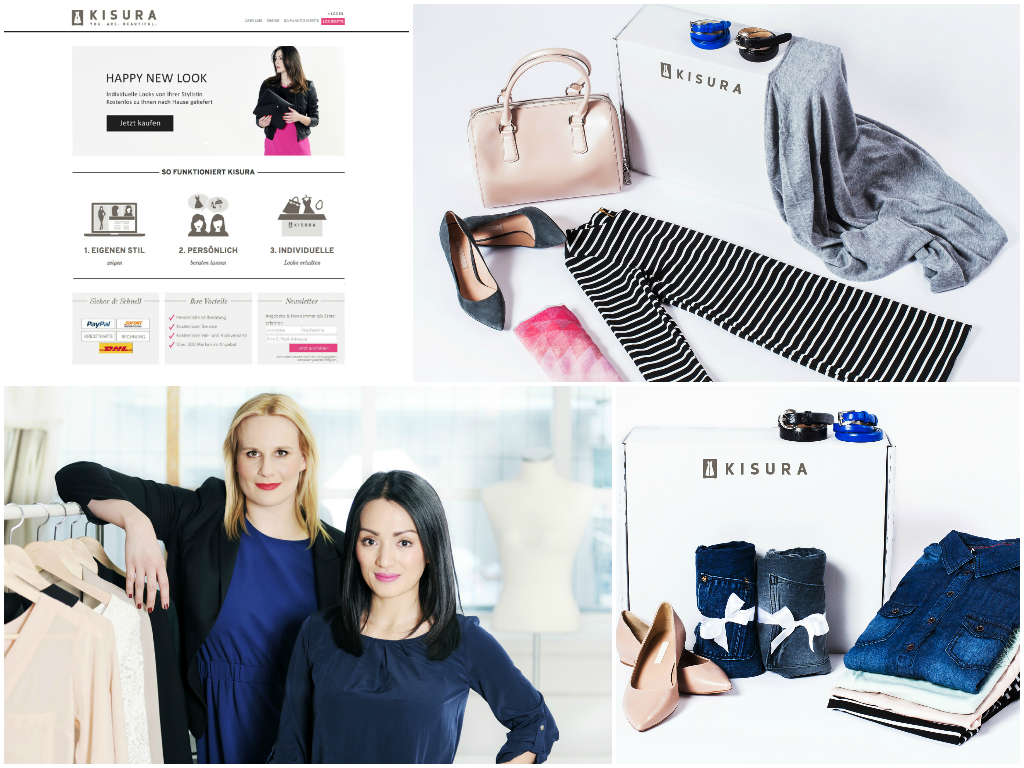 Pimp my closet - Personalisiertes Shopping deluxe mit KISURA