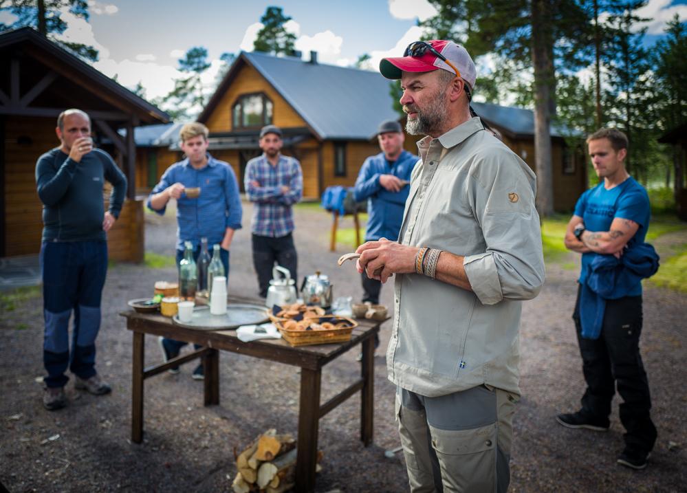 Fjällräven Johan Skullman
