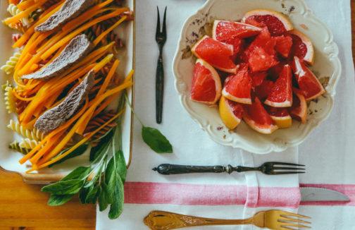 Nudelrezept Freiseindesign clean Eating Lammfilet