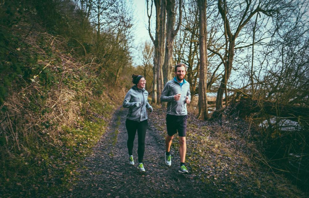 Starten wir gemeinsam & laufen mit Tchibo durch den Winter!