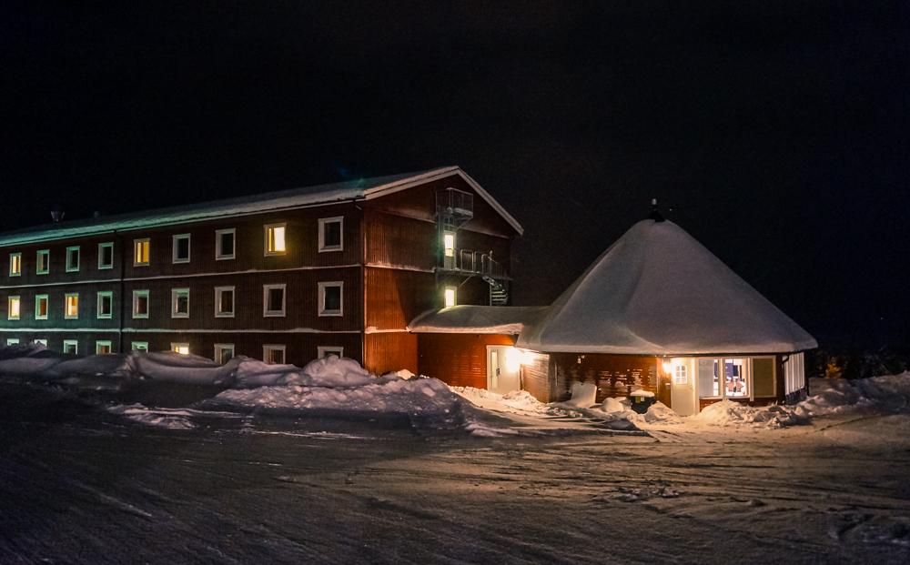 IGLOOTEL Schweden Arjeplog Lappland