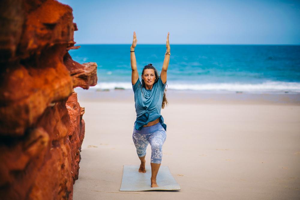 Yoga Ausbilderin Andrea Szodruch