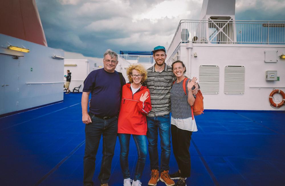 StenaLine Fähre Schweden Familien Urlaub