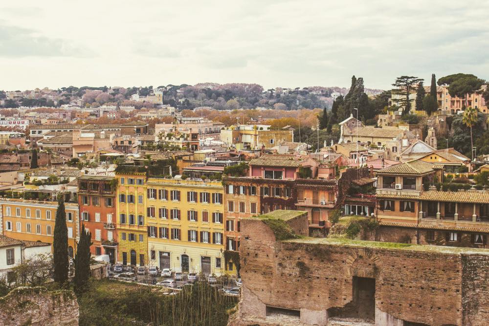 Mit dem Suzuki Ignis auf Entdeckungstour durch Rom