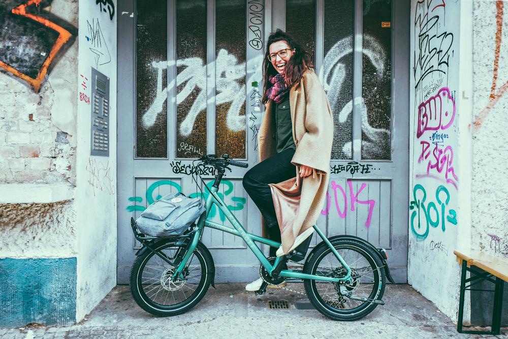 Kalthoff Freiseindesign E-Bike Berlin Botschafter