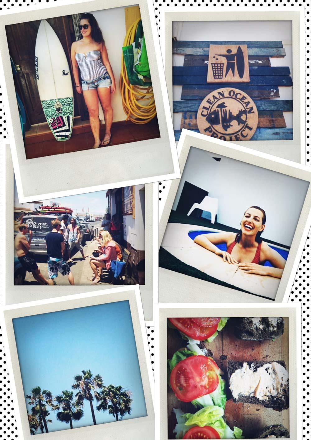 Logbuch der #Inselmädchen 3: Der Planet Surfcamps Surfkurs! Wir probieren uns im Wellenreiten!