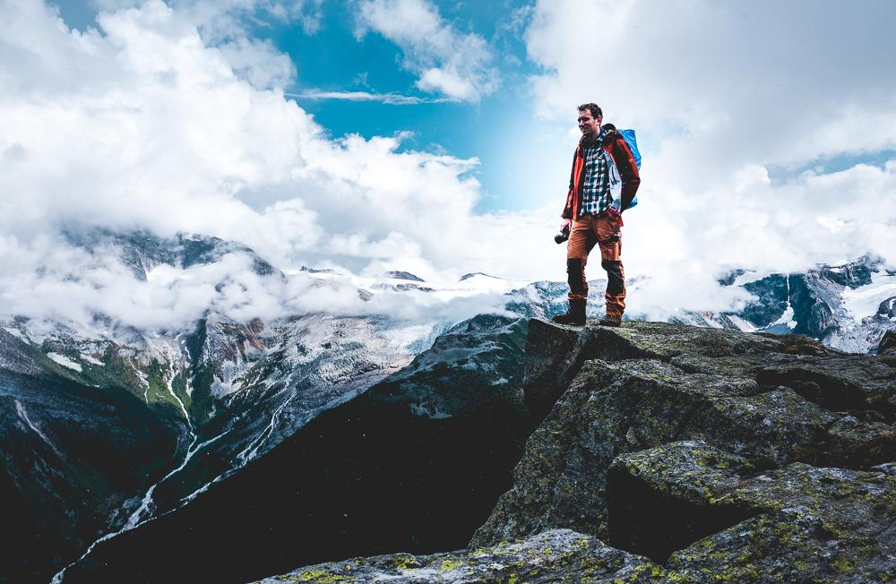 Abbott Ridge Trail Glacier National Park