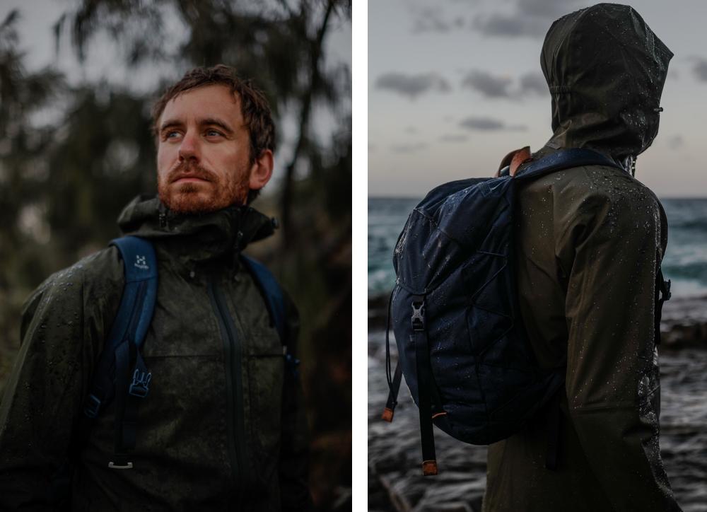 Hagloefs-Outdoor-Wandern-Kleidung-Herbst-Australien