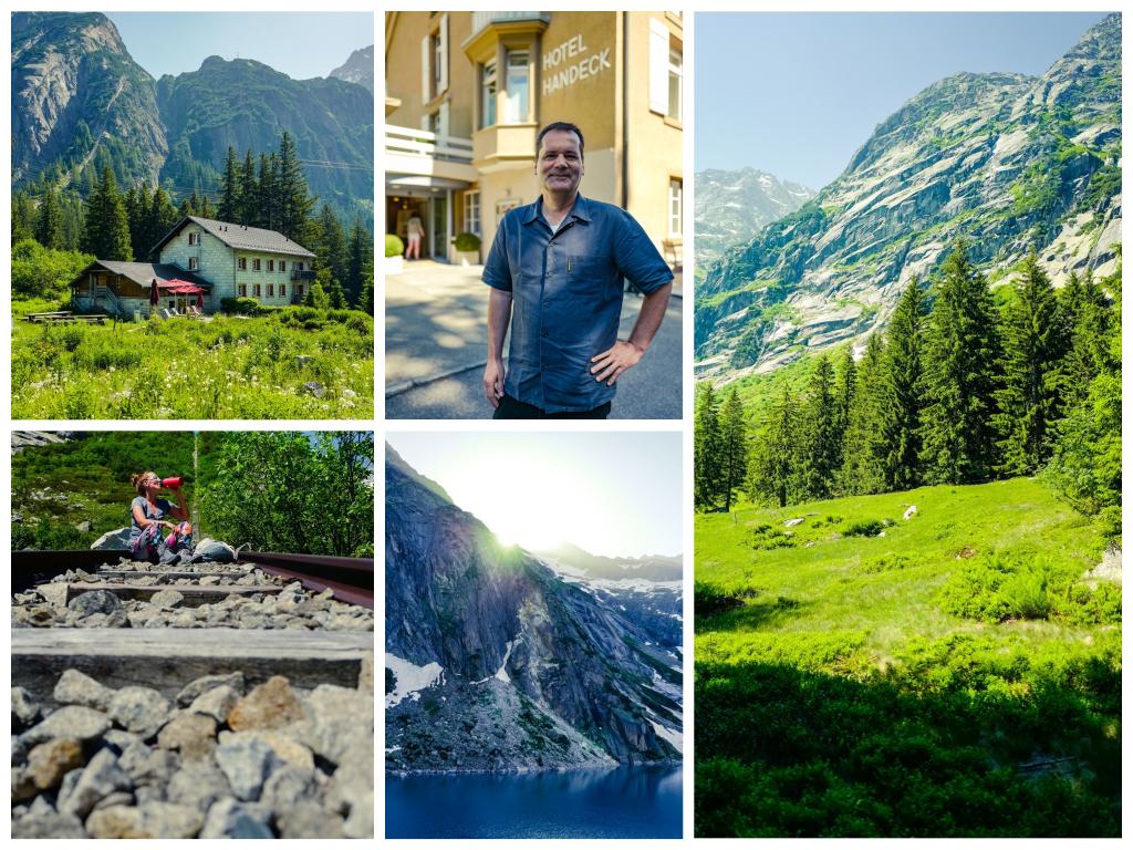 Jungfrauregion Hotel Handeck Grimselwelt