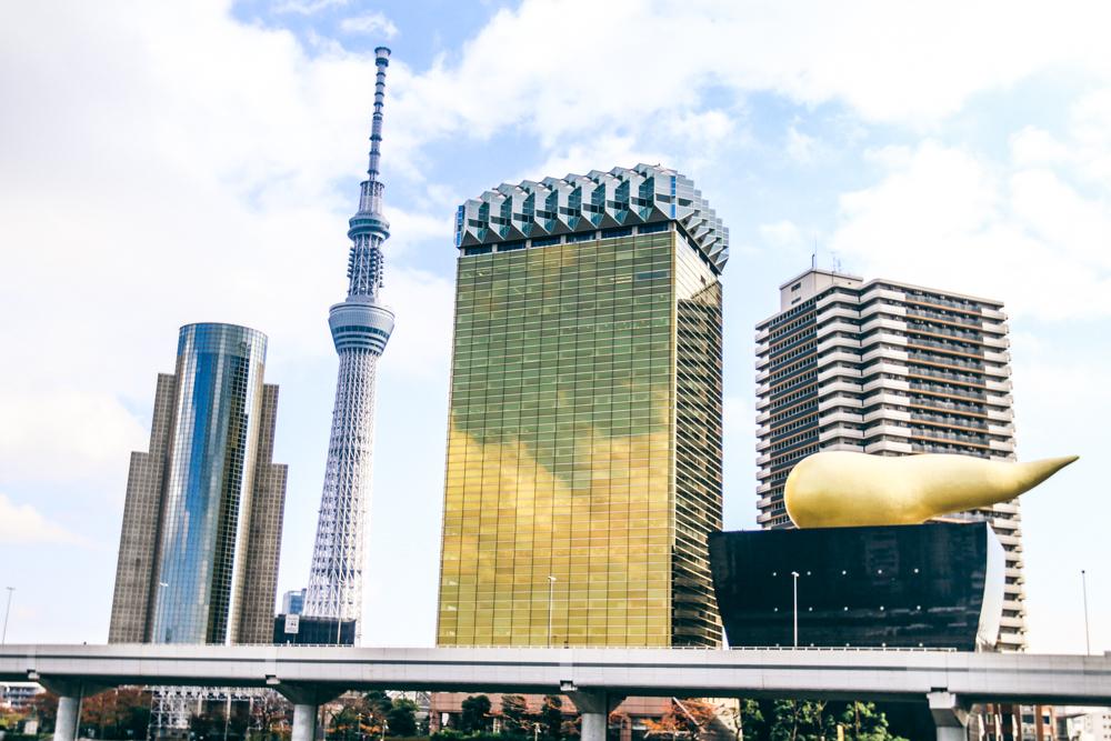Unsere City Tour Tipps für 3 Tage in Tokyo: Von ROPPONGI, über SHIBUYA, bis ASAKUSA, UENO & AKIHABARA