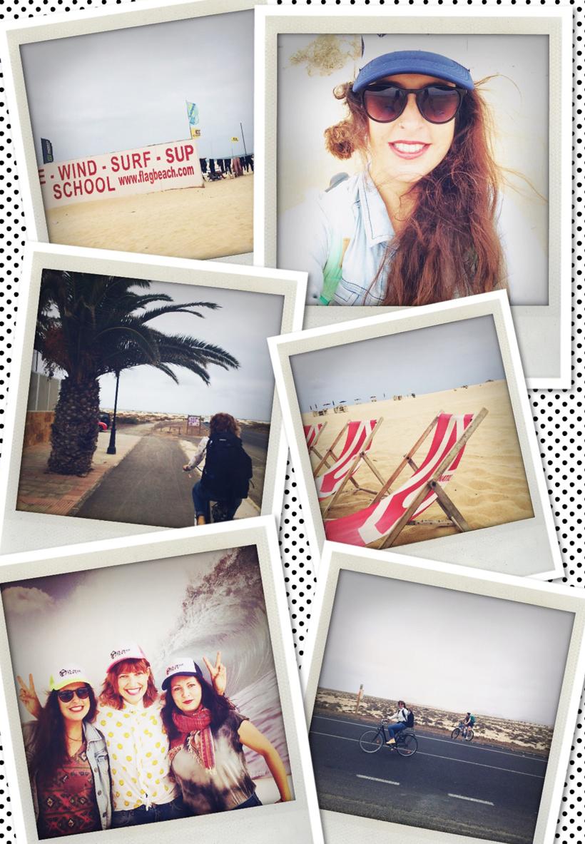 Logbuch der #Inselmädchen 2: Wir entdecken Corralejo Fuerteventura!