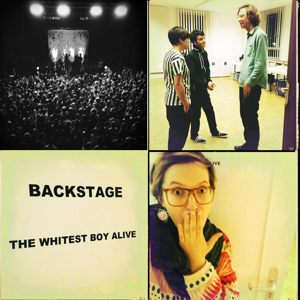 ON TOUR: Ein Tag im etwas anderen München /// Ein Abend mit IT`S A MUSICAL & THE WHITEST BOY ALIVE