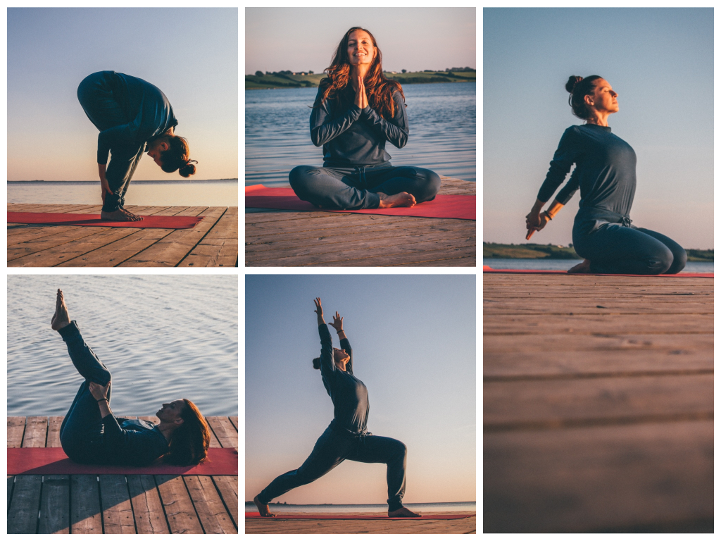 Sport Motivation mit Freedi & Icebreaker & Yoga Flow trifft Summer of Cool-Lite™