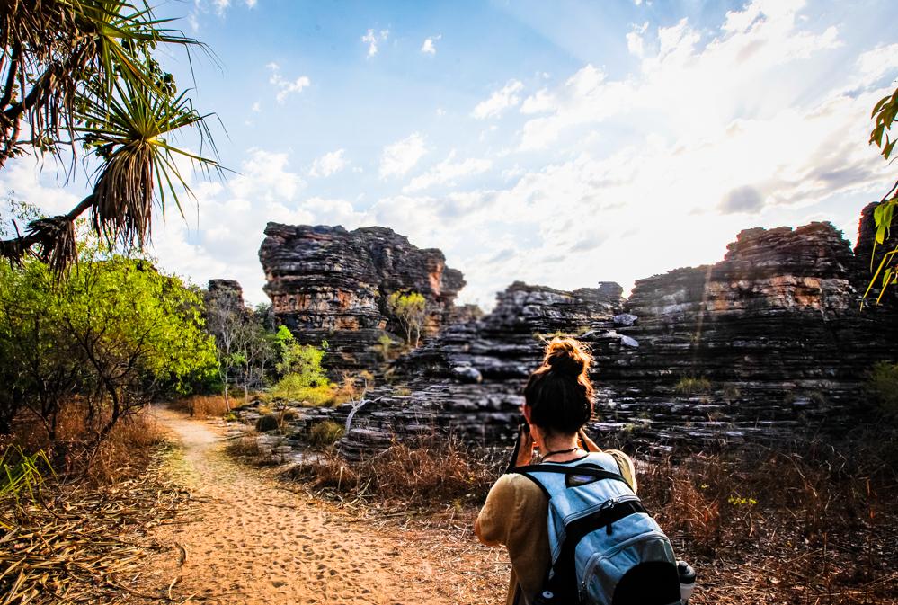 Der Bardedjilidji Walk - Eine unbedingte Empfehlung