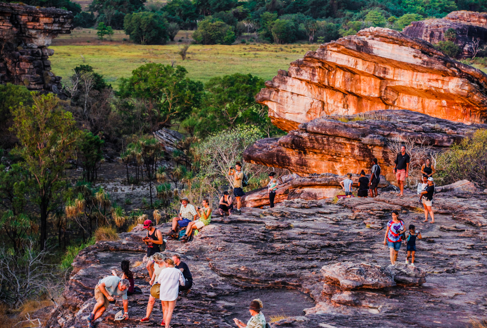 Yellow Water Cruises im Kakadu Nationalpark